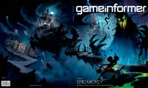 Games Informer Epic Mickey