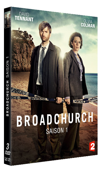 DVD Broadchurch