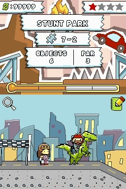 Scribblenauts Screenshot 1