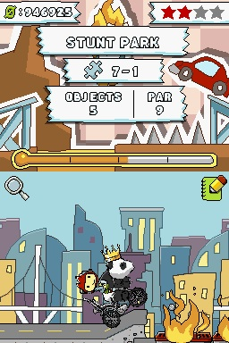 Scribblenauts Screenshot 2