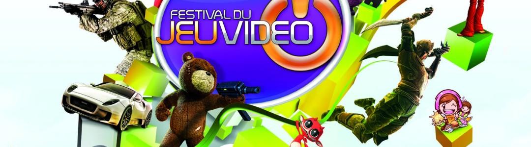 [Réduction] Festival du Jeu Vidéo