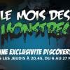 [TV] Le Mois des Monstres sur Discovery Channel