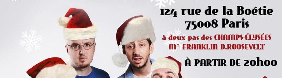 Nerdz Christmas Party (version je vais dormir de bonne heure)